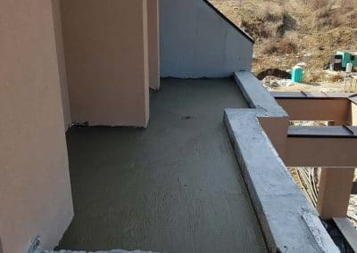 Безшевни хидроизолационни системи за плоски покриви тераси и сутерени